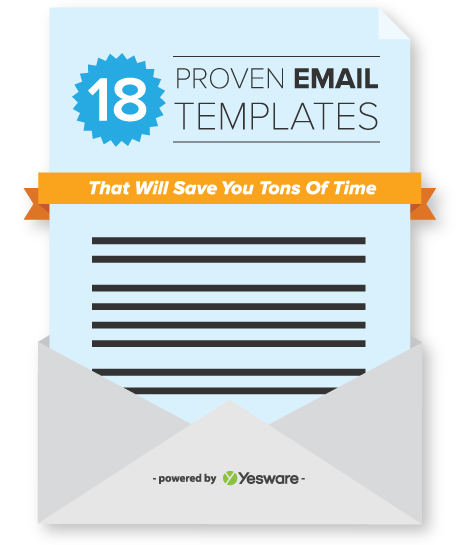 18 Proven Email Templates That Will Save You Tons Of Time Cover